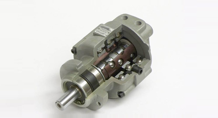 Hydraulic Motors, Pumps, and Valves